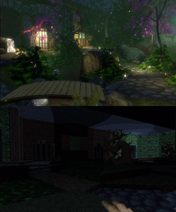 Arcadia Demade - a BioShock tribute for Doom 2