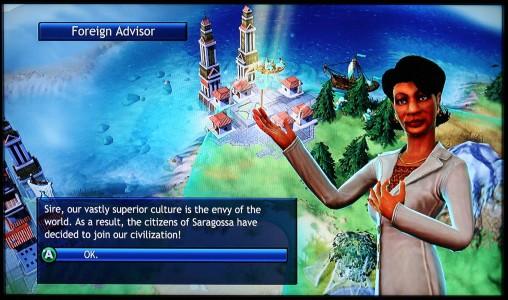 culture victory in Civilization